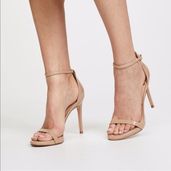 daa6b32e9 NEW Sam Edelman Ariella Strappy Nude Sandals